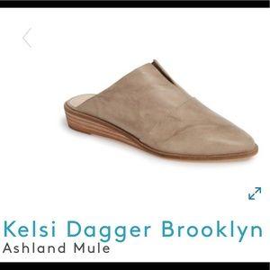 🌺 Kelsi Dagger Brooklyn; Ashland Clove Mules 8.5!